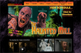 The Haunted Mill | Haunted House