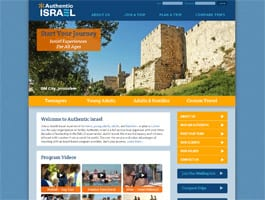 authentic-israel-website-screenshot