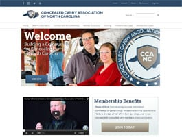concealed-carry-association-website-screenshot