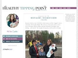 healthy-tipping-point-blog-website-screenshot